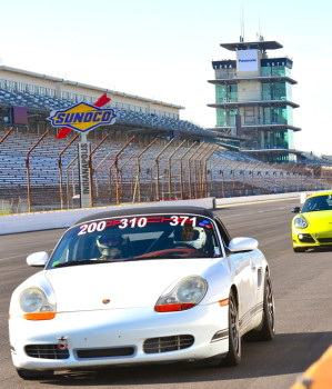 Boxster @ Indy